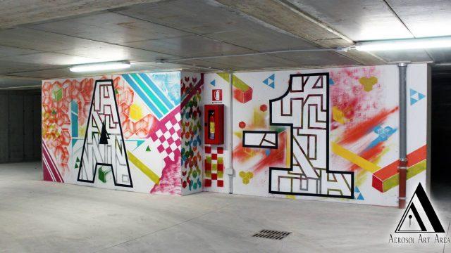 AAA – Aerosol Art Area