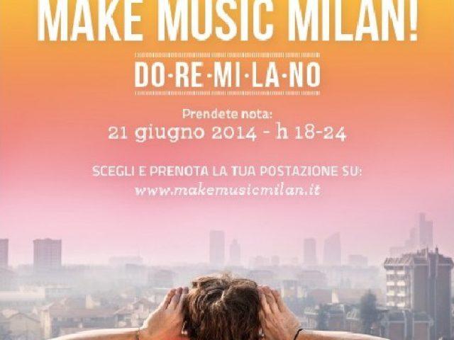 Make Music Milan